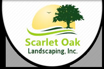 Scarlet Oak Landscaping